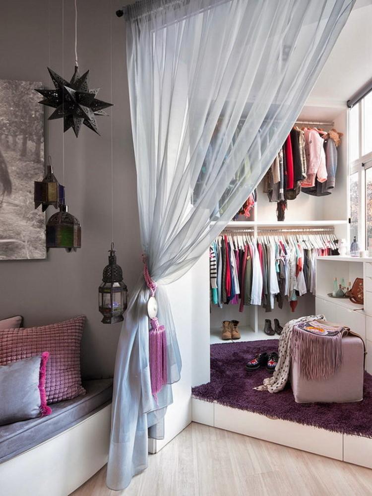 Спальня в цветах: серый, светло-серый, белый, коричневый, бежевый. Спальня в .