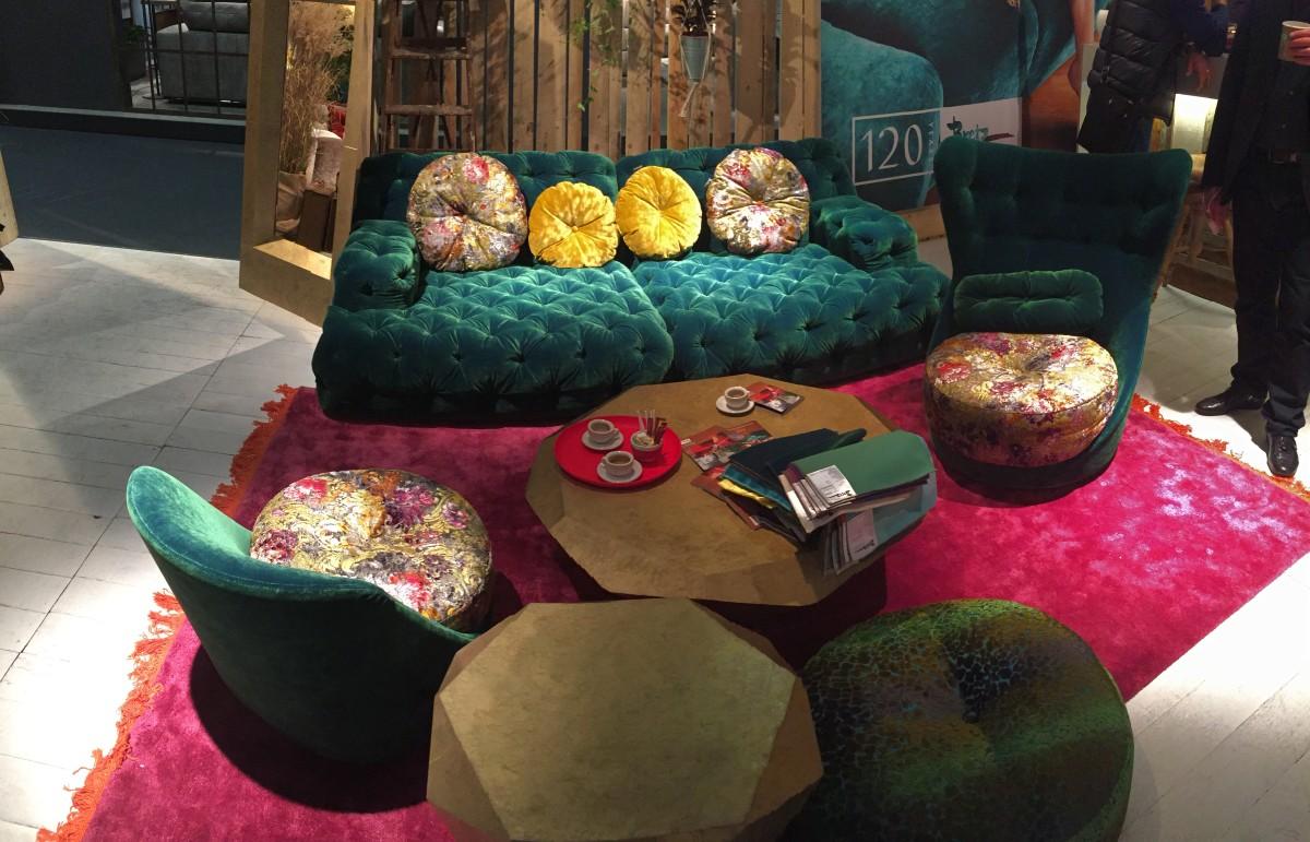 Самое яркое и необычное с кельнской мебельной выставки: часть 2