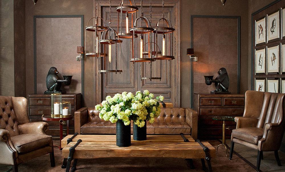 Как правильно использовать разные по цвету металлы в декоре одной комнаты: 6 хитрых правил