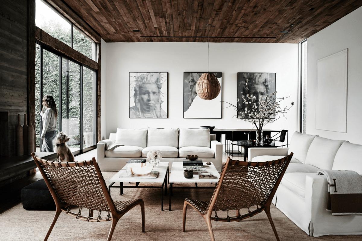 10 вещей для обновления гостиной