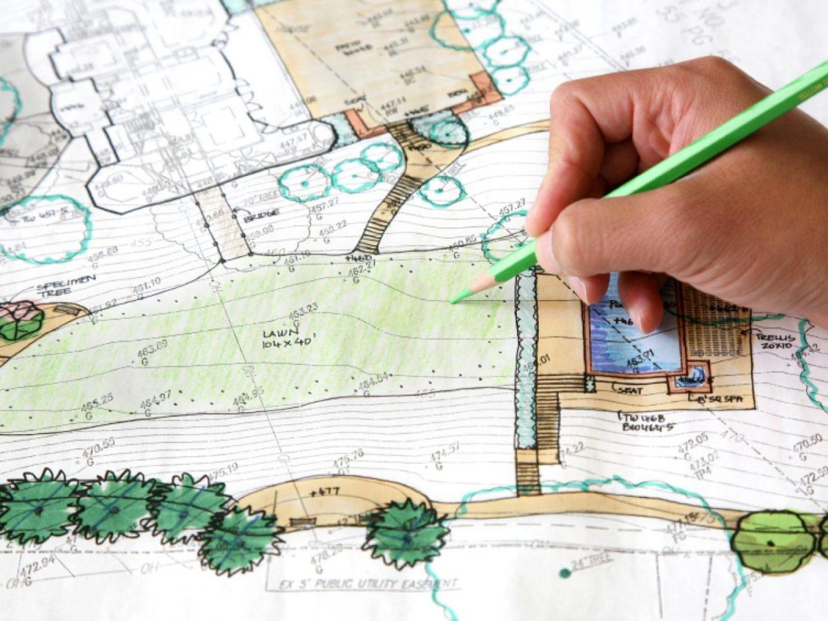 Идеи обустройства дачного участка — как его правильно спланировать