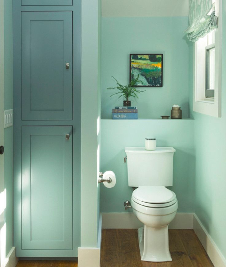 Туалет в  цветах:   Голубой, Светло-серый, Серый.  Туалет в  .