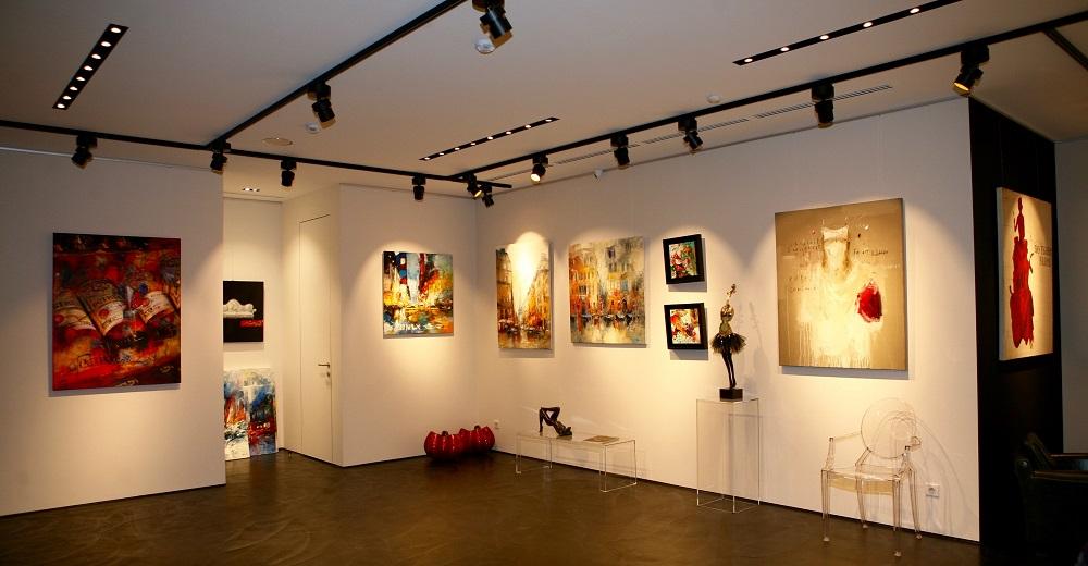 Торжественное открытие арт-галереи «Толстой»