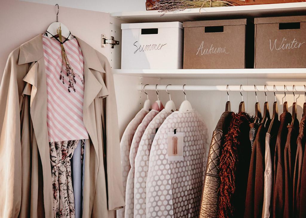 9 правил идеального гардероба