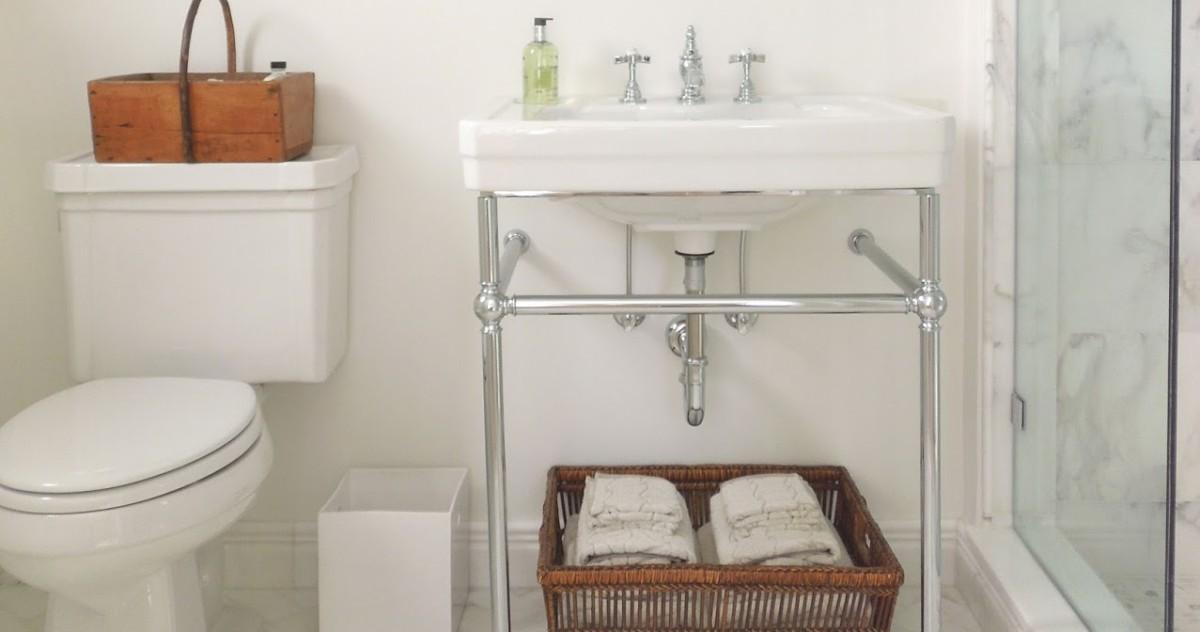 Маленькая ванная комната: 5 беспроигрышных советов по обустройству