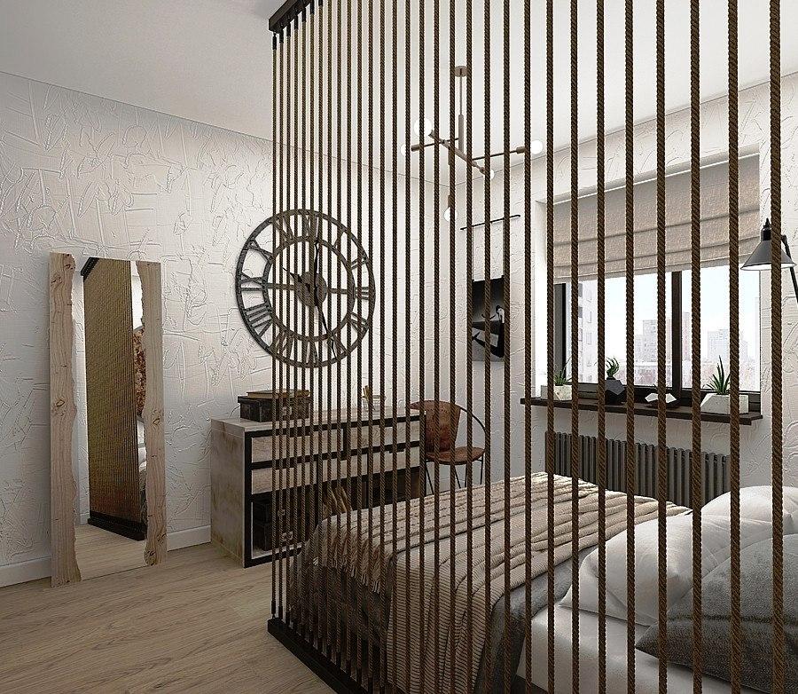 Ремонт за 4 месяца: квартира холостяка площадью 56 метров в стиле лофт