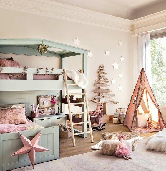 Как правильно организовать место для сна ребёнка
