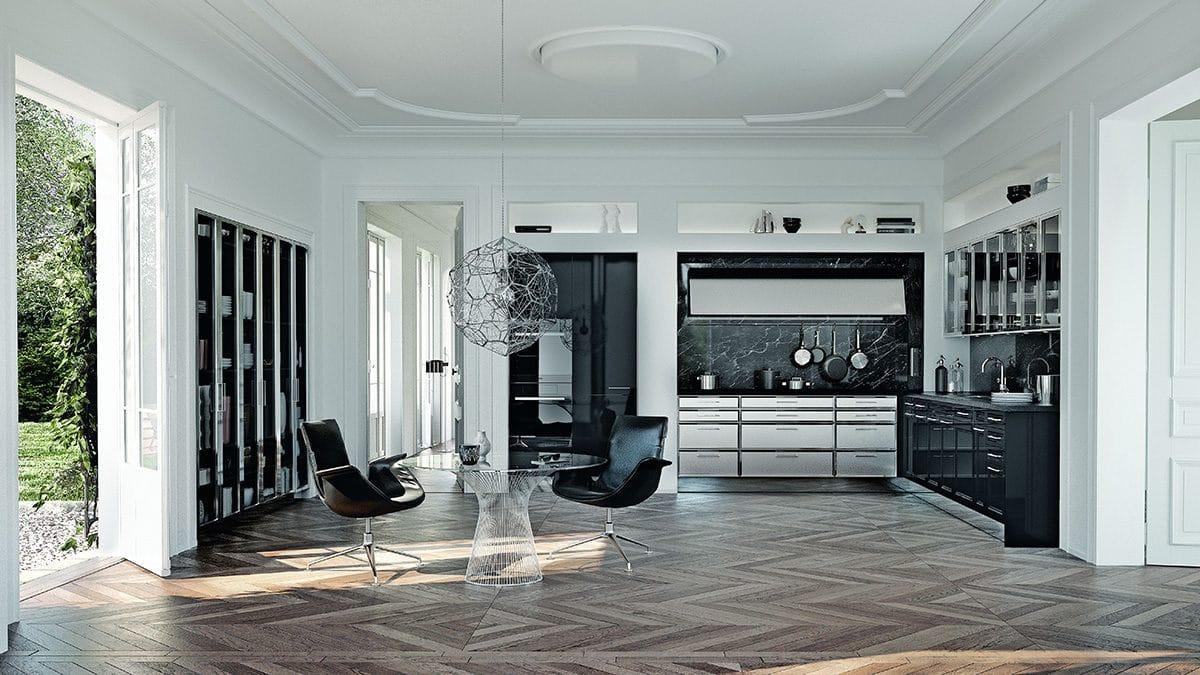 Модные тенденции в дизайне кухонь: главные новинки от 8 лучших производителей
