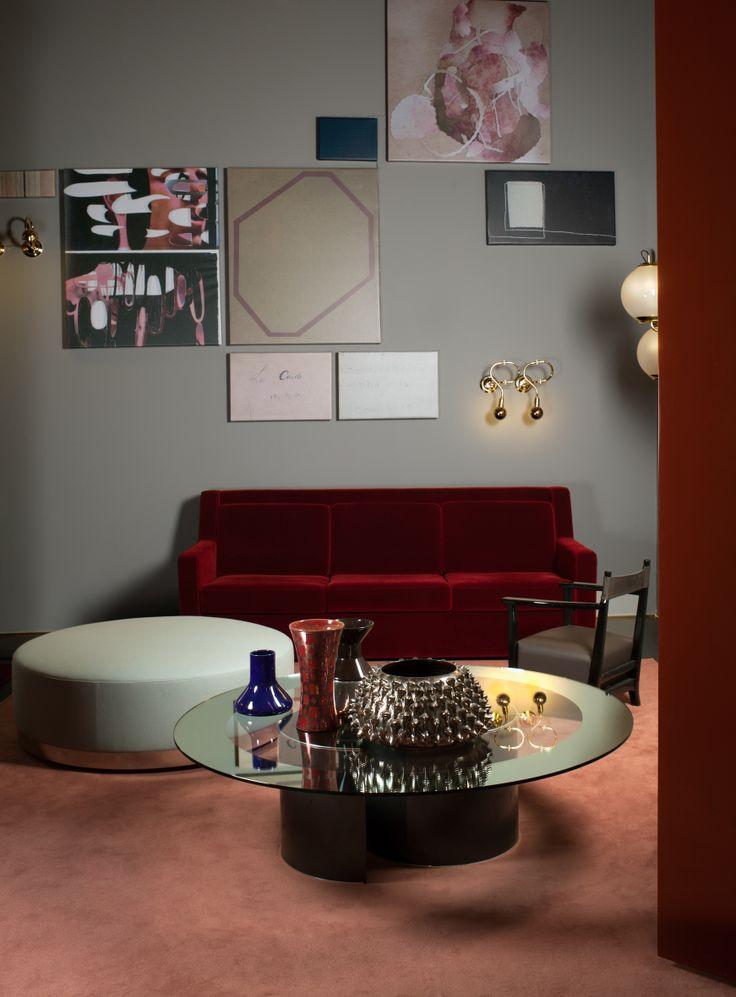Гостиная в  цветах:   Бежевый, Коричневый, Серый, Темно-коричневый, Черный.  Гостиная в  стиле:   Минимализм.
