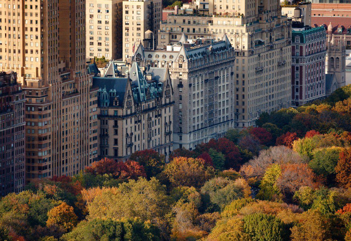 Архитектурные экскурсии по Нью-Йорку: интерьер элитной квартиры с видом на Манхэттен и другие вест-сайдские истории
