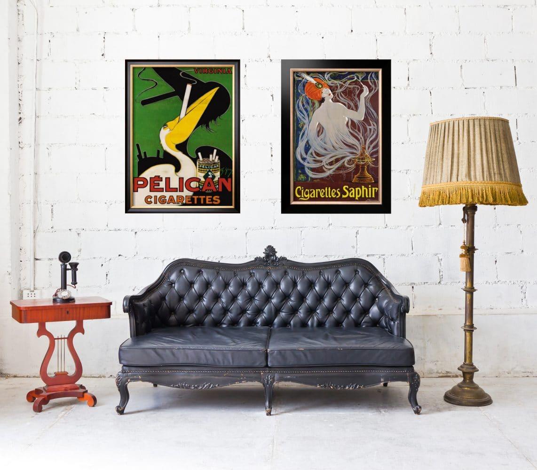 Как подобрать постеры для интерьера: советует дизайнер Алина Чернышова