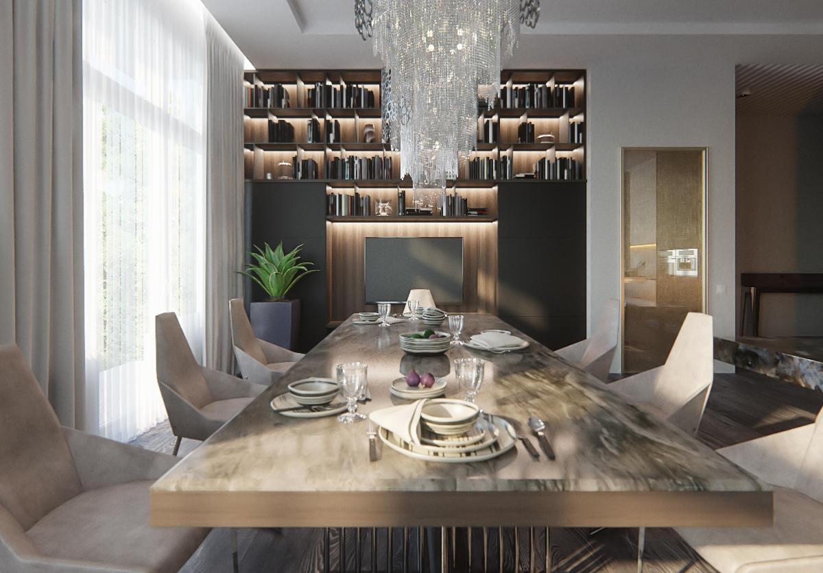 21 яркая кухня из инстаграмов российских дизайнеров