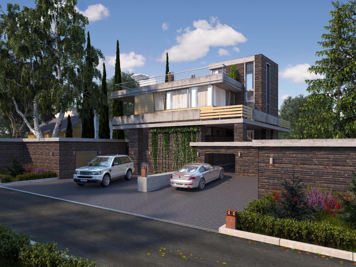 Энергоэффективный дом в Сергиевом Посаде: 300 метров современного уюта