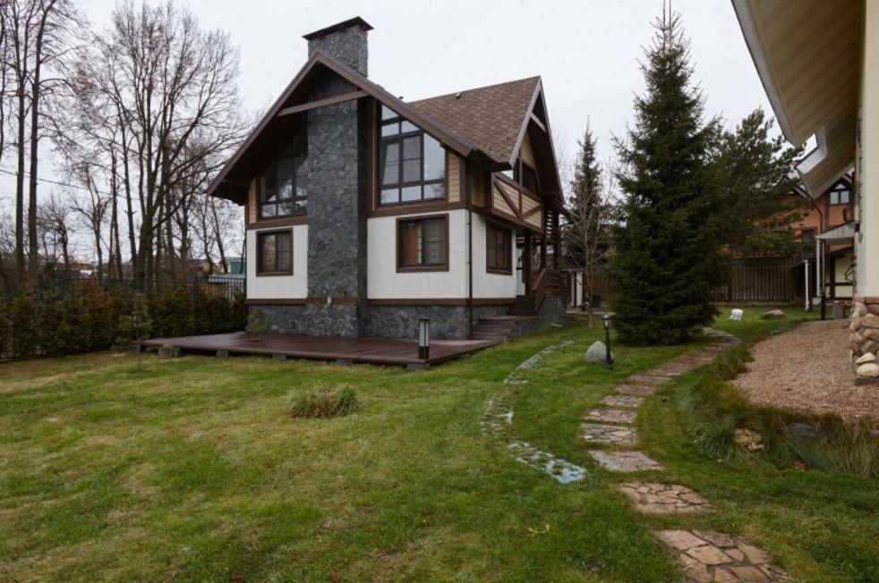 Лучшие проекты деревянных домов России последних лет собраны в одном месте