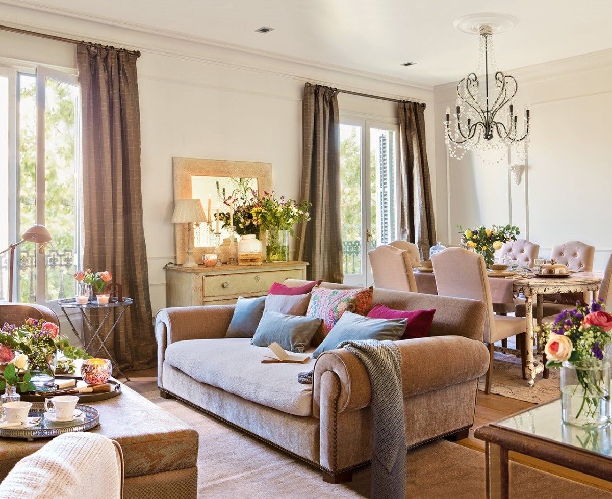 Как создать дачное настроение в городской квартире: советы дизайнера
