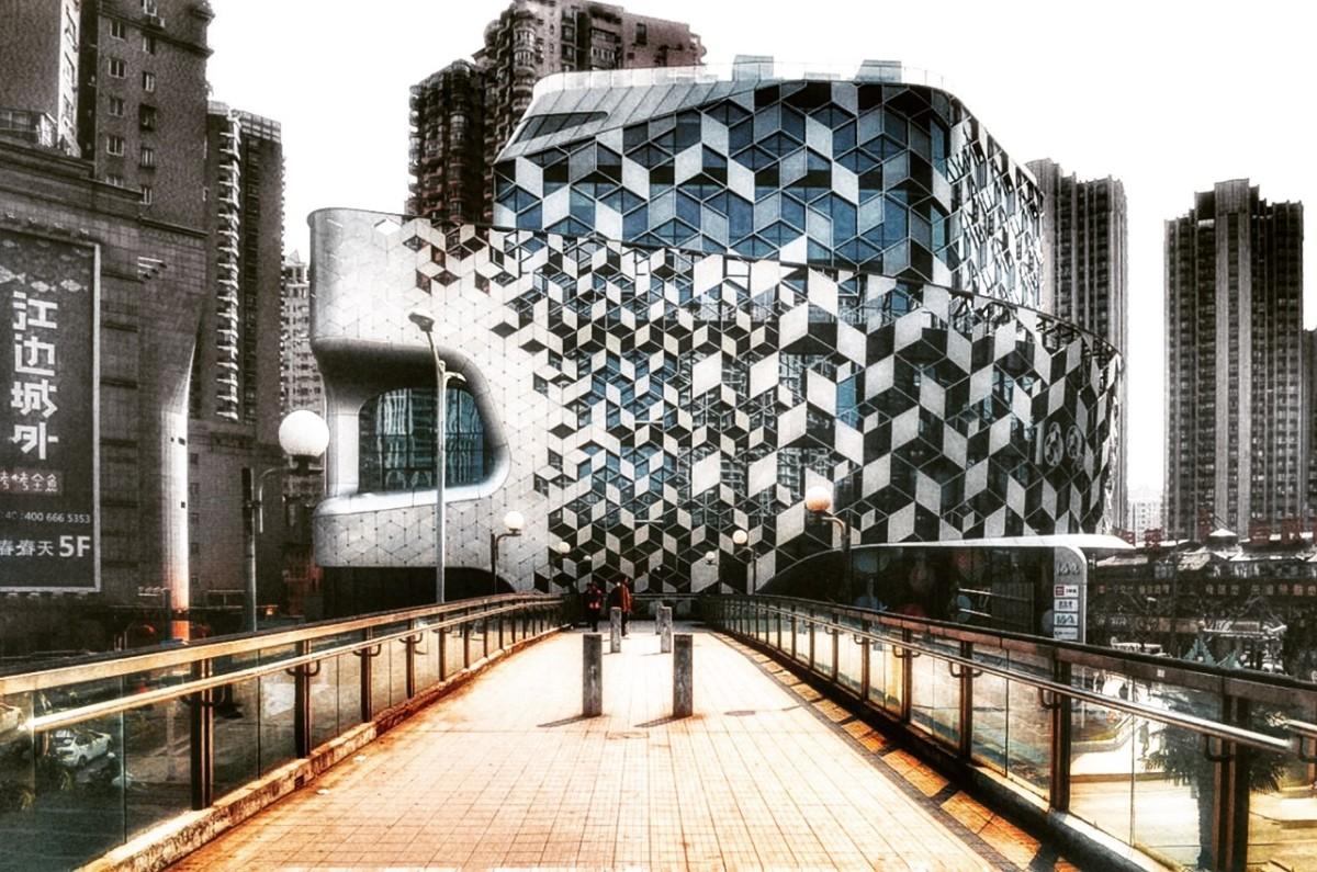 Необычные фасады: это вам не металлический сайдинг