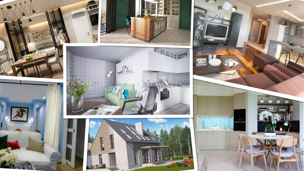 10 лучших домов и интерьеров июля-2017