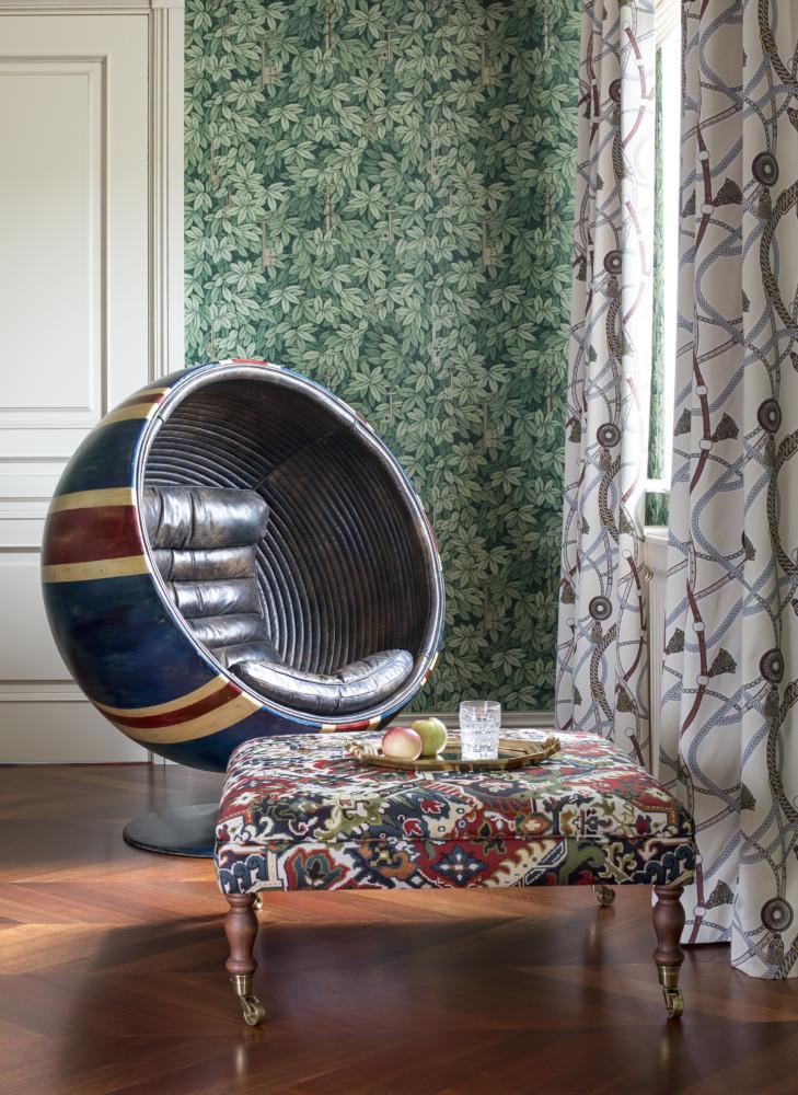 Космическое кресло Andrew Martin.