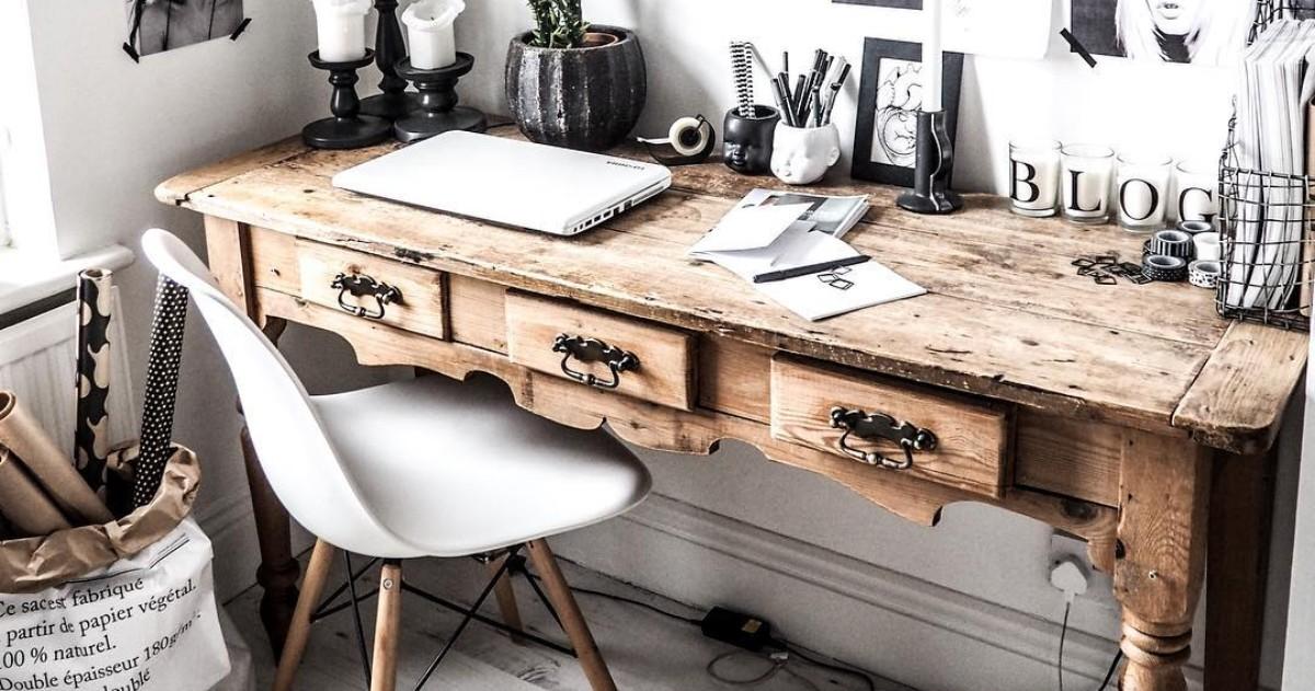 18 идей декорирования интерьера мебелью, доставшейся от бабушки
