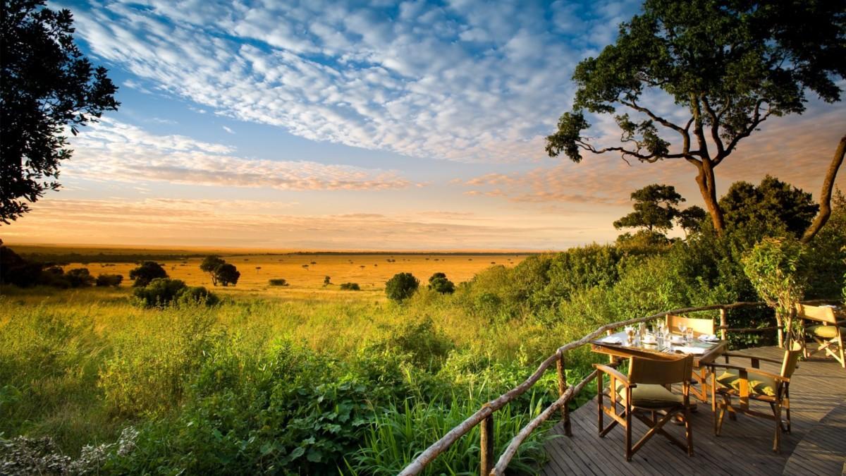 Поездка в Кению за проект ванной комнаты