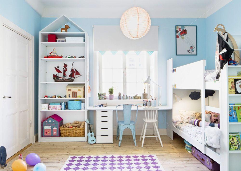 Как делать ремонт, если в семье есть ребёнок: советы от профи