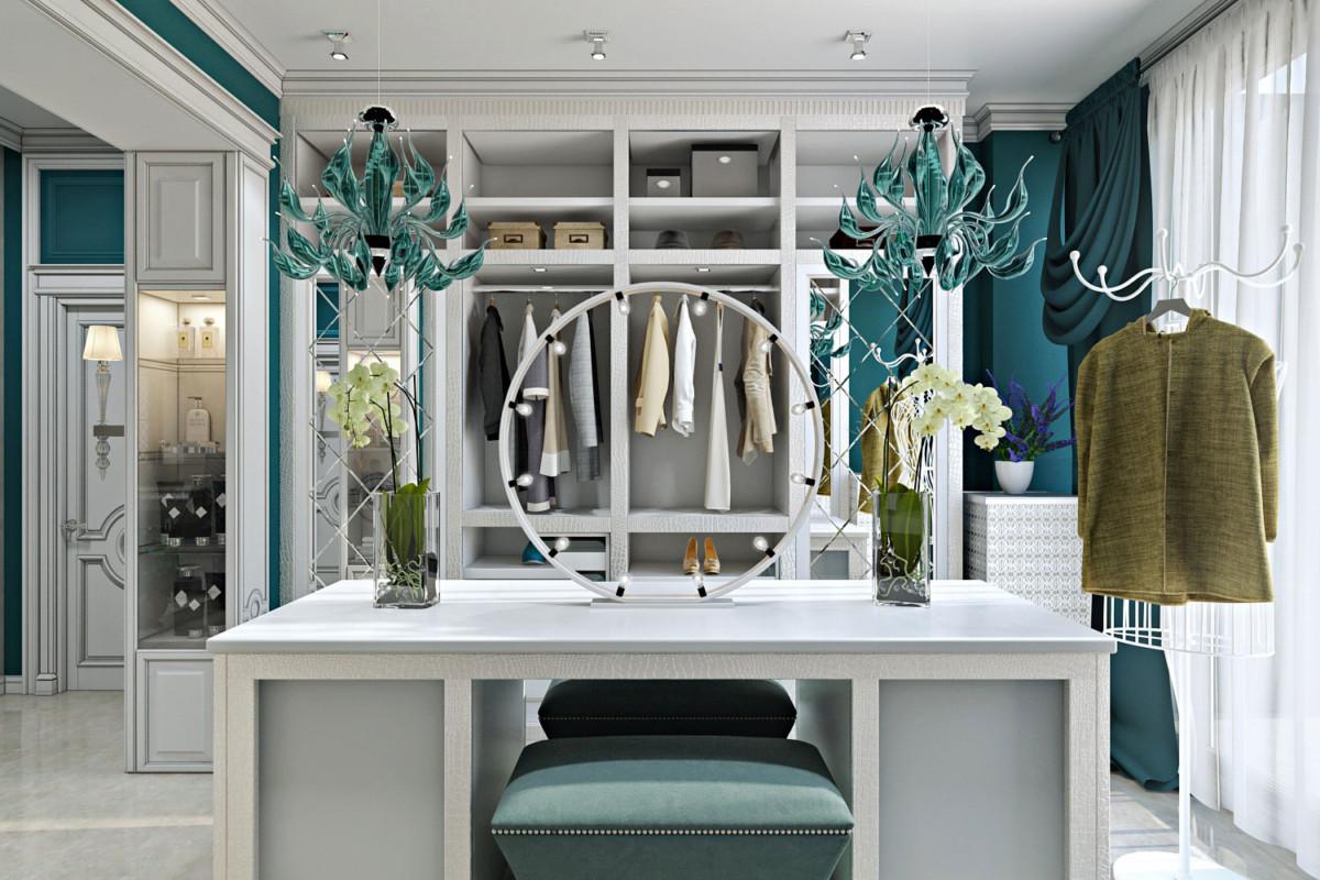 Не выбиваясь, а наоборот, дополняя интерьер, отлично вписываются современные элементы, используемые в оформлении квартиры — это кухня, светильники, мебель, предметы декора, а так же техническое оснащение.