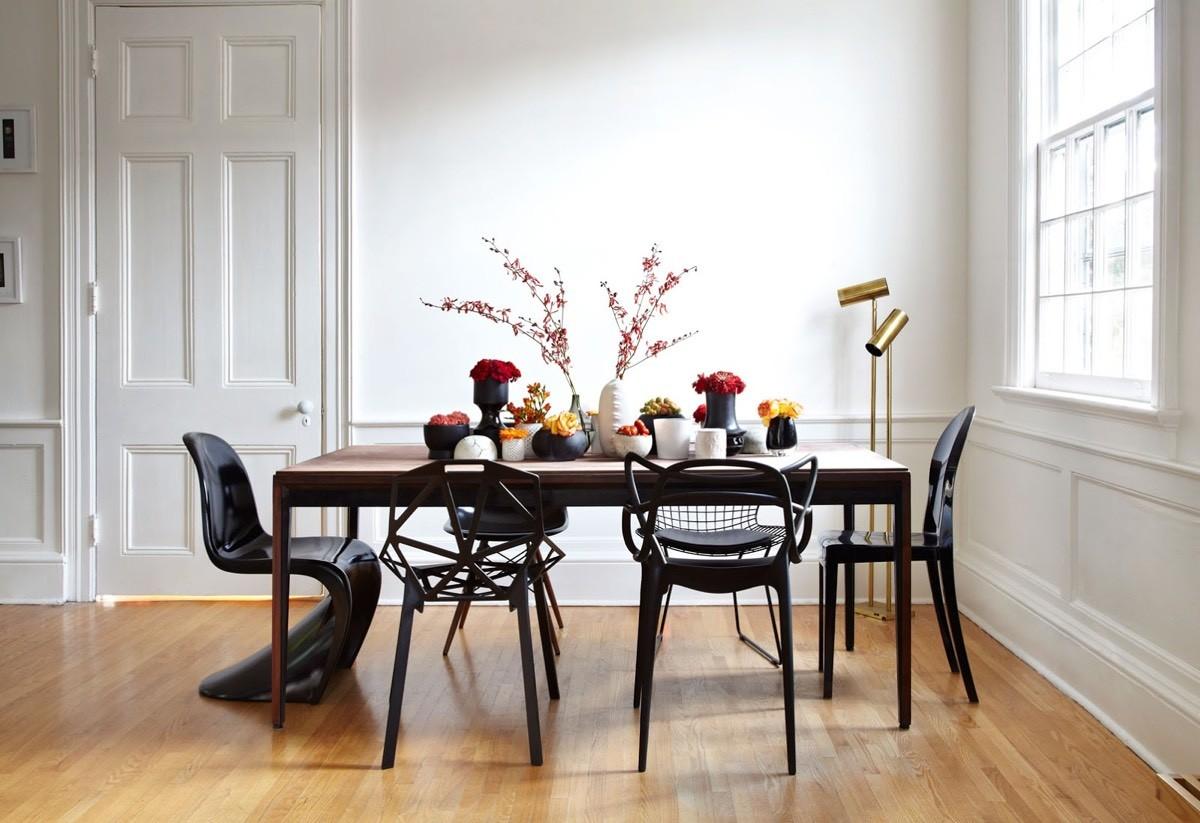 Как выбрать правильные стулья для любого интерьера