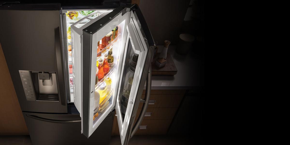 Компания LG Electronics представила «умную технику» для кухни на выставке в Лос-Анджелесе
