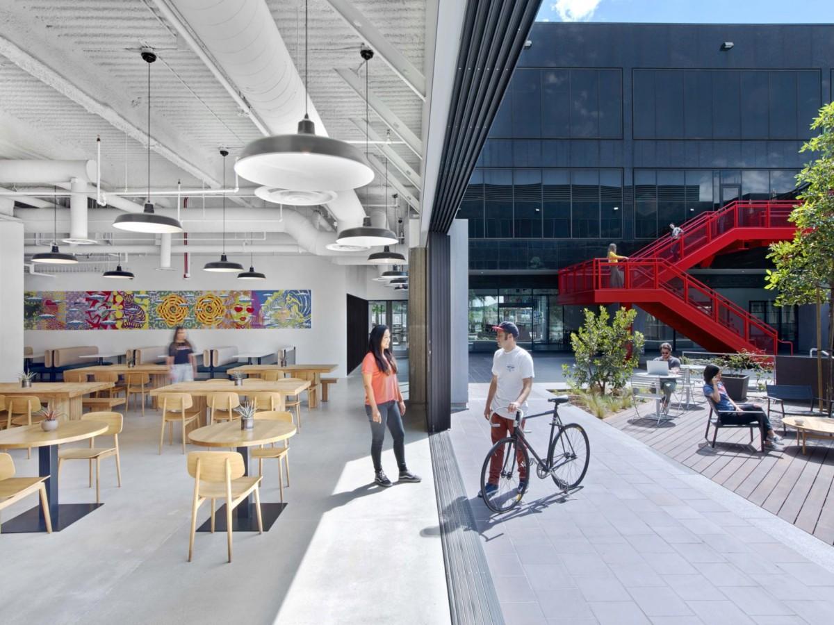 9 офисов, в которых хочется проводить дни напролёт