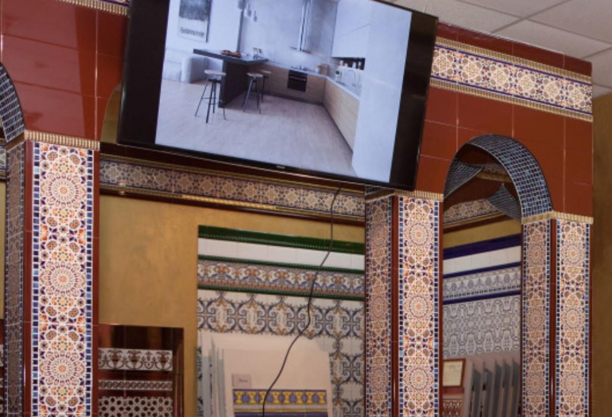 5 апреля в салоне «Планета плитки» пройдёт презентация испанской фабрики