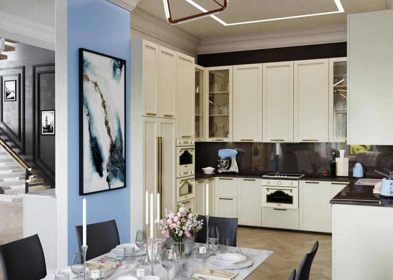 Восемь светлых и удобных кухонь на любой вкус