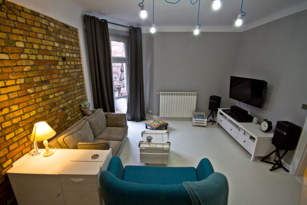 Ремонт квартиры площадью 65 метров: реальный проект за 1,5 млн рублей