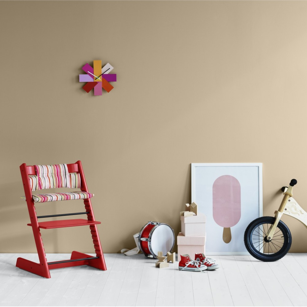 Как обустроить детскую комнату: стул и кровать, которые растут с ребёнком