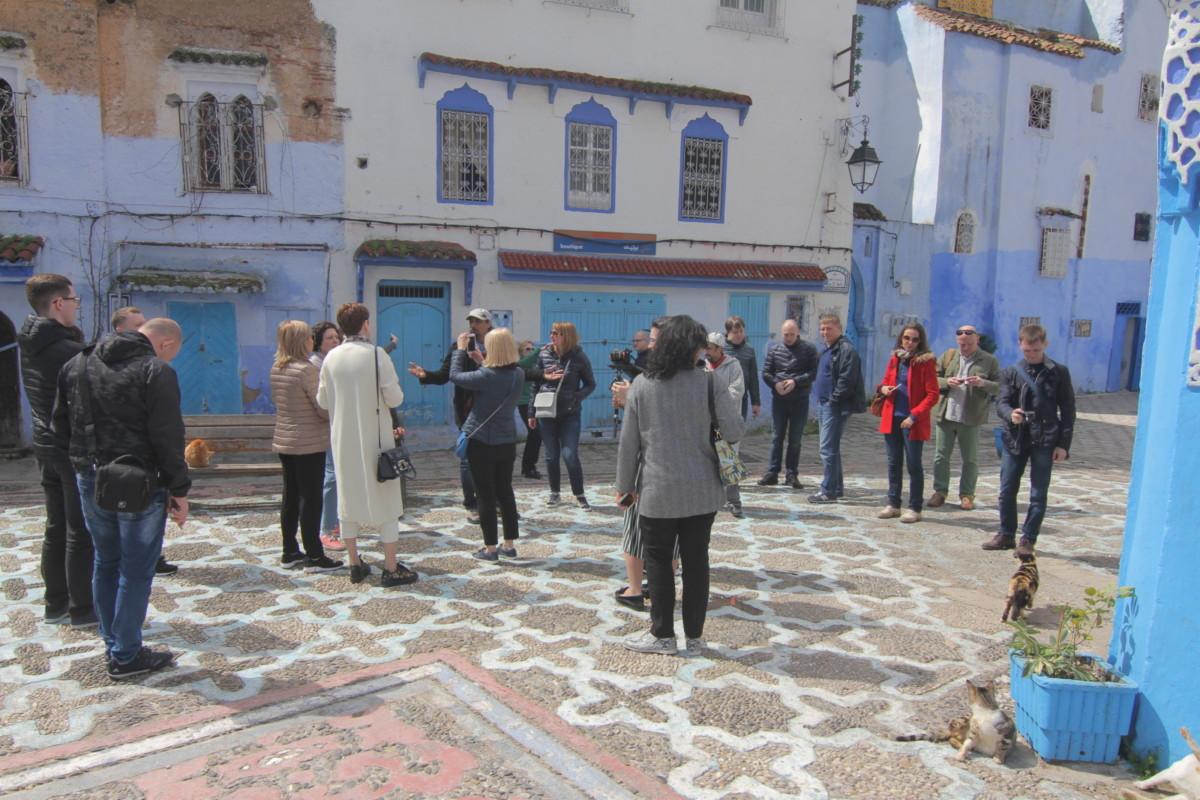 Какой сантехникой оборудован пятизвёздочный Hilton в Марокко