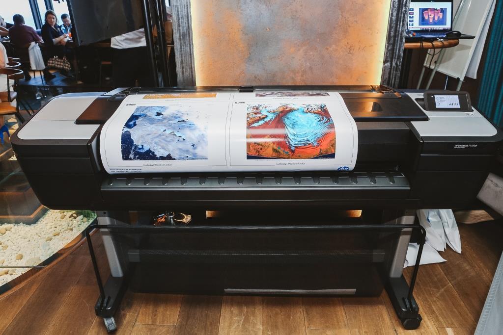 Принтеры HP покорили «Москву-Сити»