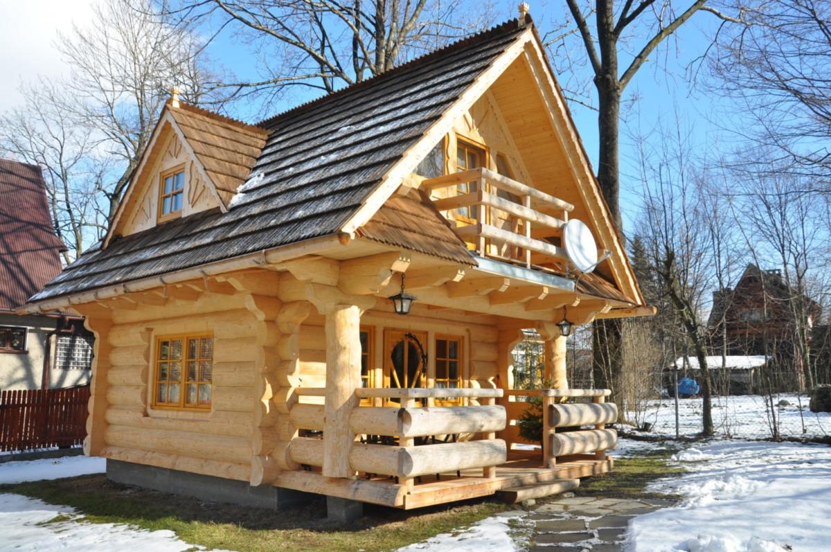 10 самых маленьких дачных домиков