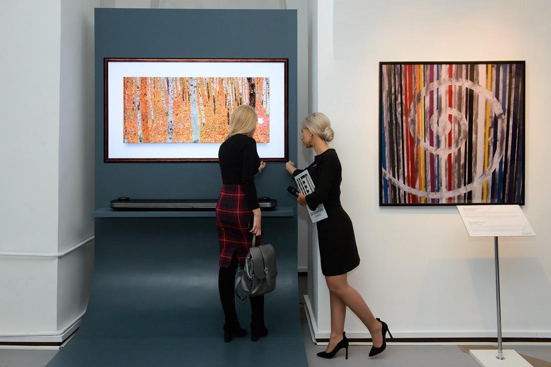 В музее современного искусства прошла неделя LG SIGNATURE