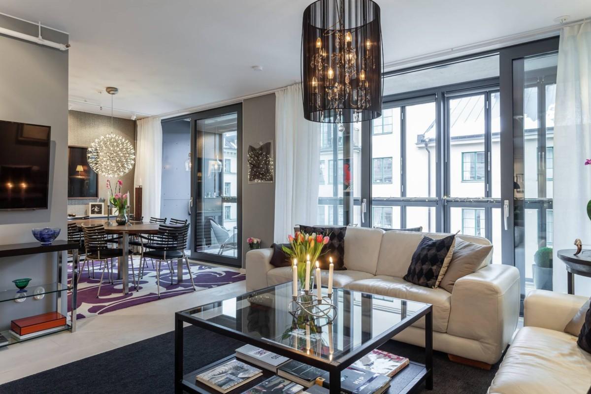 Дизайн двухкомнатной квартиры: 7 проектов