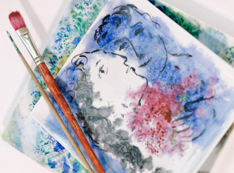 Сегодня пройдёт public talk о Марке Шагале
