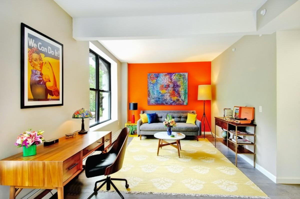 Как сочетать стены, пол и потолок в интерьере: 8 популярных вариантов