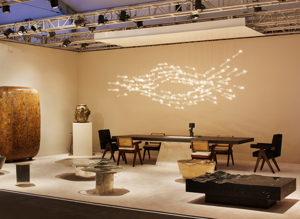 В чём феномен коллекционного дизайна: идеи с выставки Design Miami/Basel