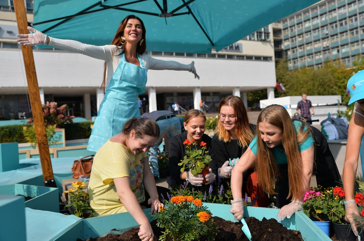 Любители цветов могут принять участие в конкурсе