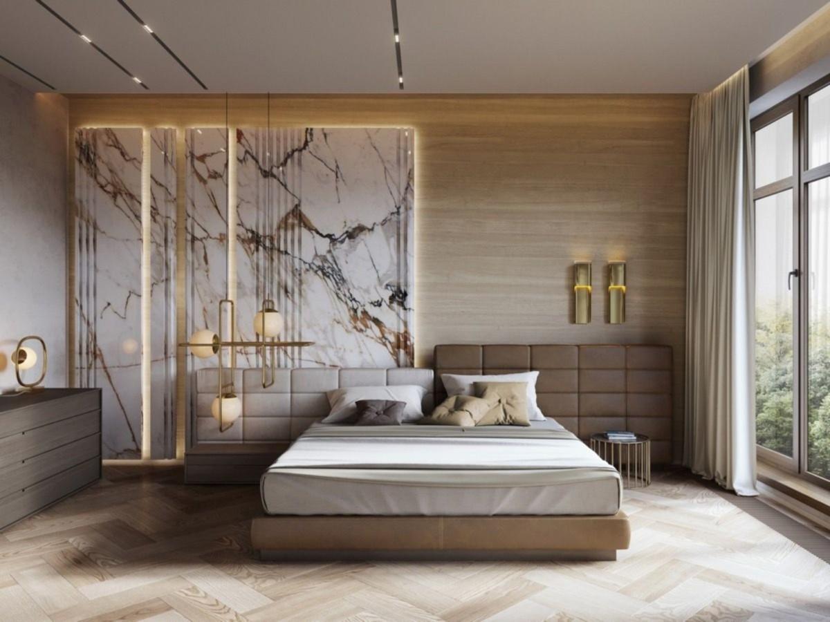 Как оформить спальню, чтобы хорошо спать всю ночь