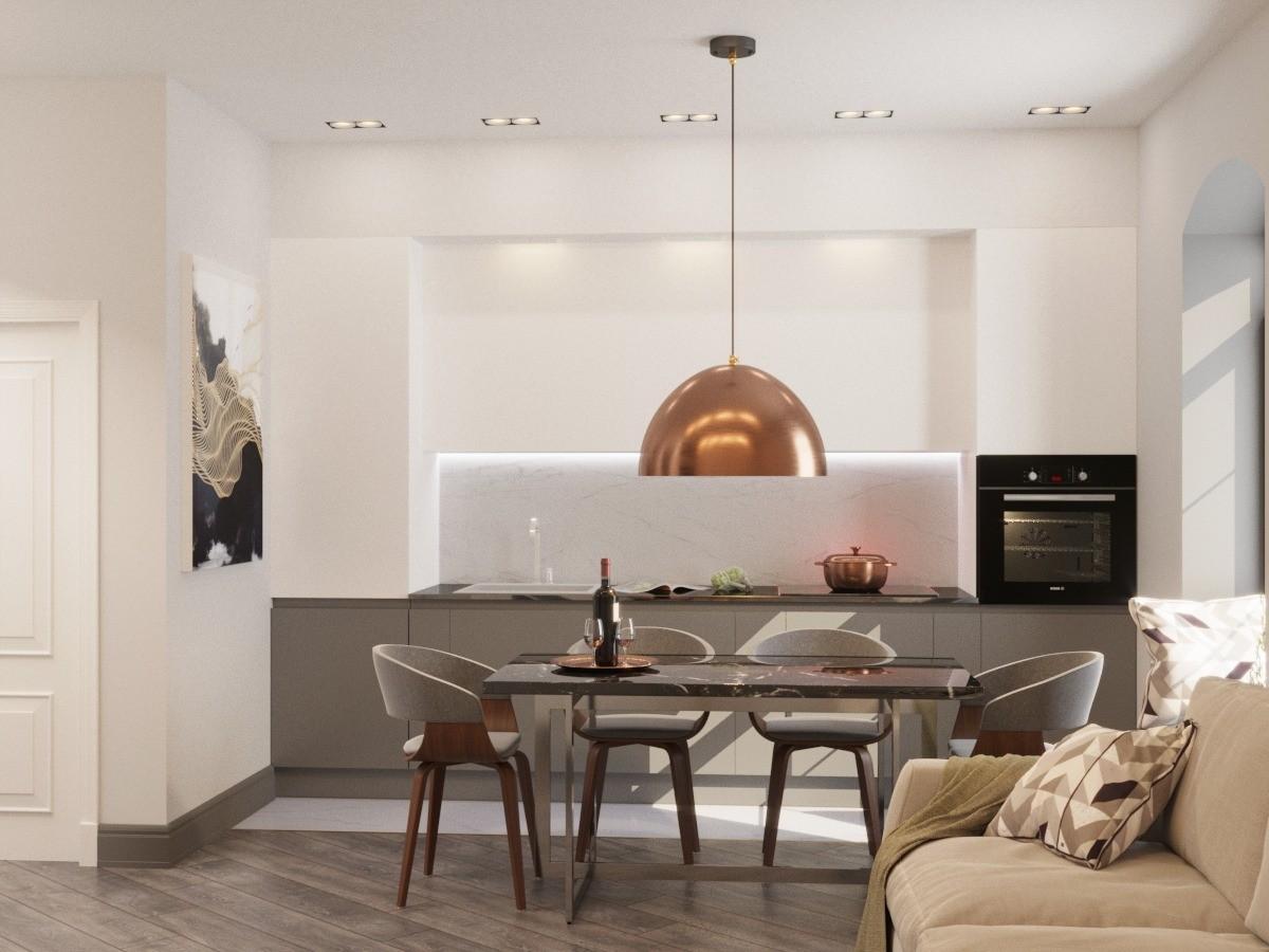 Перепланировка двухкомнатной квартиры: как из двушки сделать трёшку