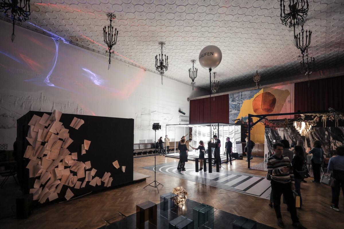 В Москве прошёл Всероссийский архитектурный фестиваль Best Interior Festival