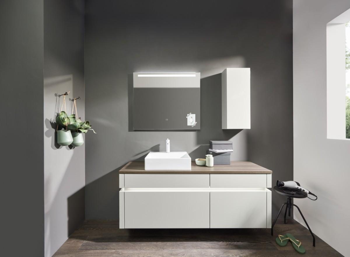 Nolte Küchen начнёт выпускать мебель для ванной комнаты