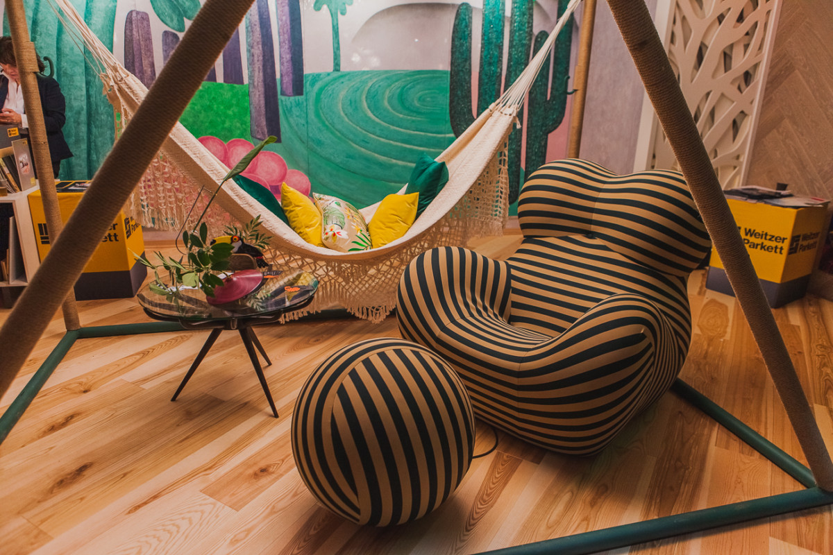 10 ярких стендов дизайн-квартала HoReCa с выставки Batimat Russia 2020