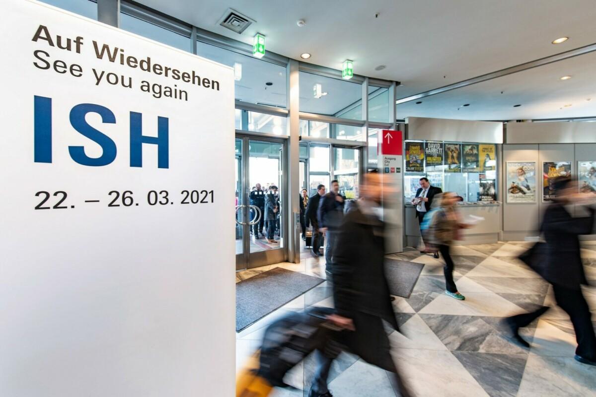 Выставка ISH 2021 состоится онлайн