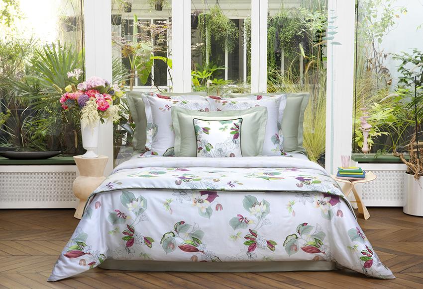 Yves Delorme — о том, как правильно застелить кровать