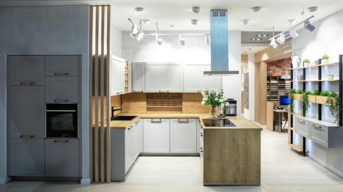 В «Экспострое» открылся салон Kitchen Concept